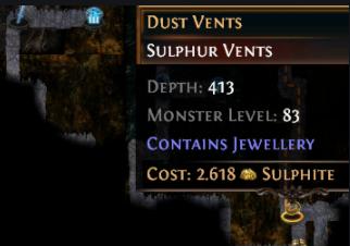Dust Vents