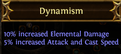 Dynamism PoE