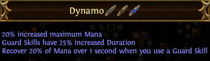 Dynamo PoE
