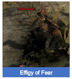Effigy of Fear PoE