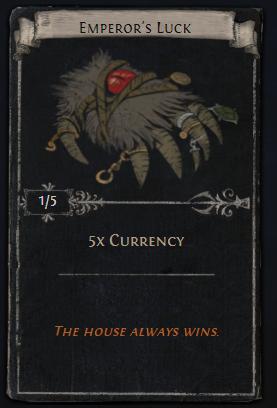 Emperor's Luck