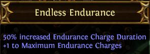 Endless Endurance PoE