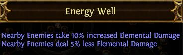 Energy Well PoE