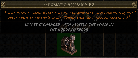 Enigmatic Assembly B2