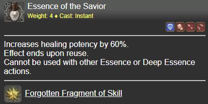 Essence of the Savior FFXIV