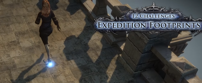 Expedition Footprints PoE