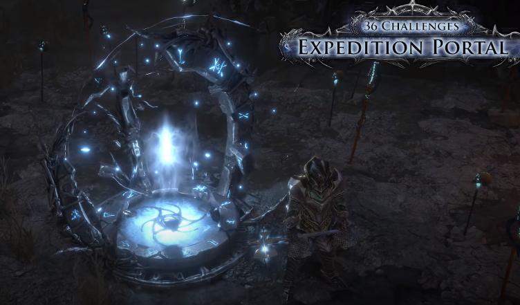 Expedition Portal PoE