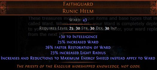 Faithguard PoE