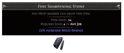 Fine Sharpening Stone