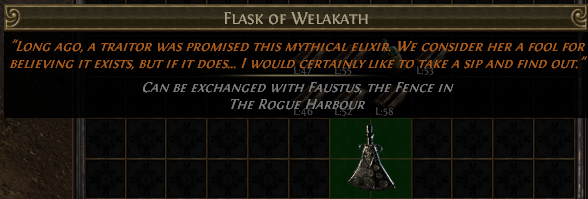 Flask of Welakath