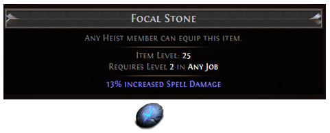 Focal Stone