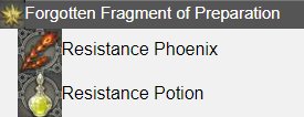 Forgotten Fragment of Preparation FFXIV