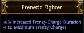 Frenetic Fighter PoE