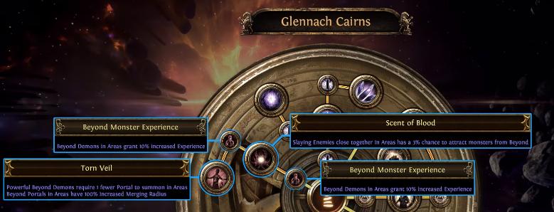 Glennach Cairns: Beyond