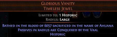 Glorious Vanity Seeds