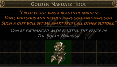 Golden Napuatzi Idol