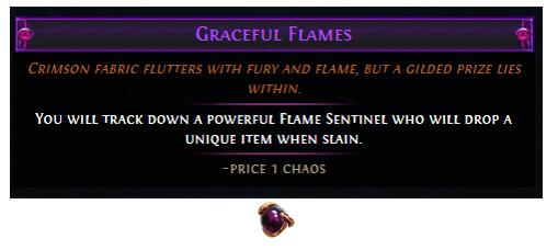 Graceful Flames