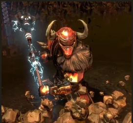 Guardian of the Minotaur