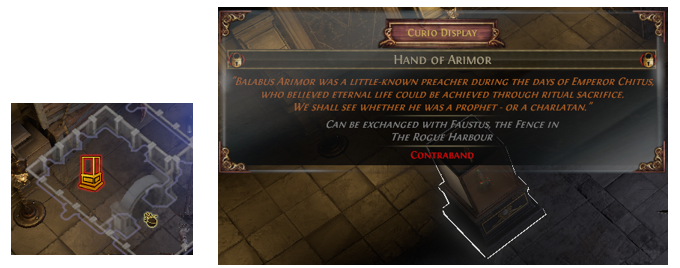 Hand Of Arimor Poe Heist Target 3 12 When ingame, hover over an item and click ctrl + c. poe currency