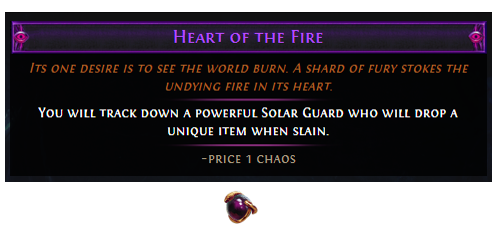 Heart of the Fire