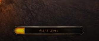 Heist Alert Level