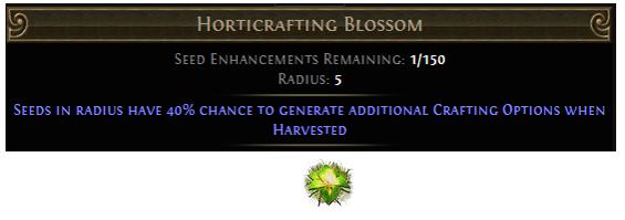 Horticrafting Blossom