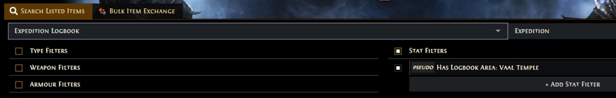 How to find Vaal Temple