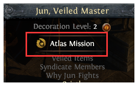 Immortal Syndicate Missions