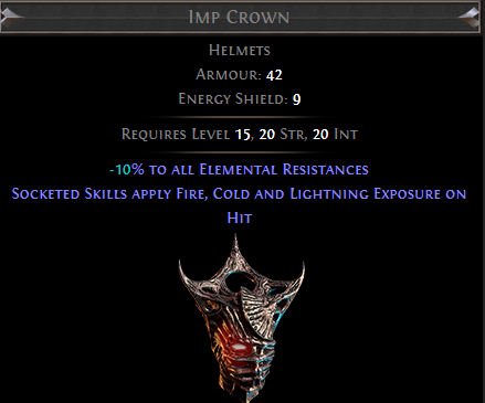 Imp Crown