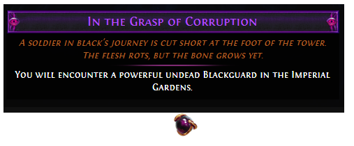 In the Grasp of Corruption