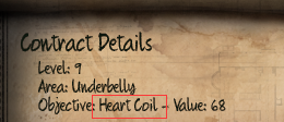 Initial Heart Coil