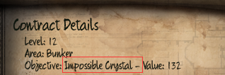 Initial Impossible Crystal