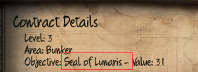 Initial Seal of Lunaris