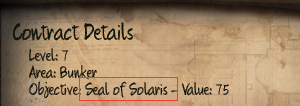 Initial Seal of Solaris