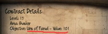 Initial Urn of Farud