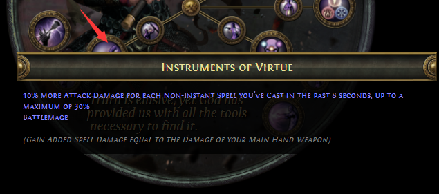 Instruments of Virtue