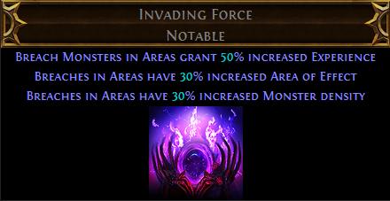 Invading Force