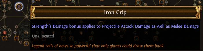 Iron Grip PoE