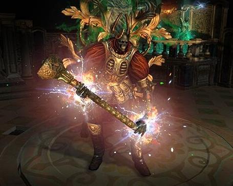 Kill Izaro in the Eternal Labyrinth