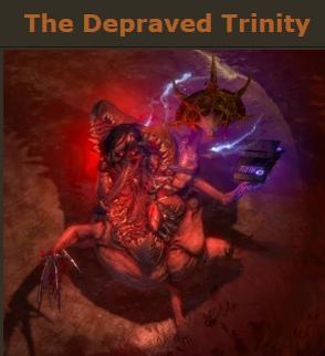 Kill The Depraved Trinity