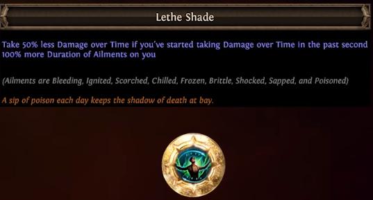 PoE Lethe Shade