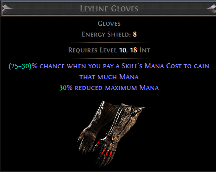 Leyline Gloves
