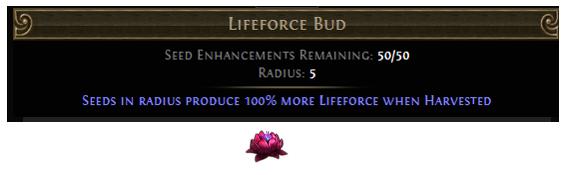 Lifeforce Bud