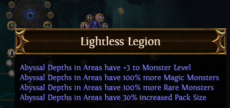 Lightless Legion