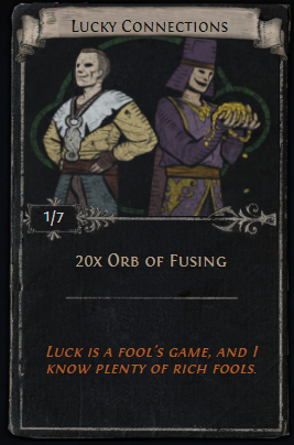 Lucky Connections