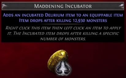 Maddening Incubator PoE
