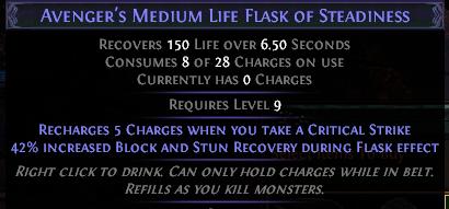 Magic Flask PoE