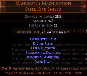 Mahuxotl's Machination