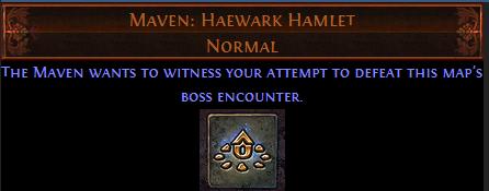 Maven: Haewark Hamlet