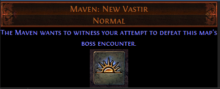 Maven: New Vastir